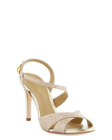 Sandales Cecili Glit, CosmoParis, 130 euros