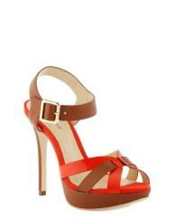Sandales Lumy, CosmoParis, 150 euros