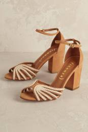 Chaussures à talons Selina, Anthropologie, 184 euros
