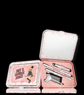 Kit sourcils Soft & Natural brows, Benefit, 37,50 euros
