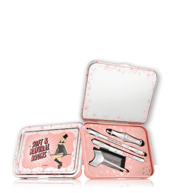 Kit sourcils Soft & Natural brows, Benefit, 37,50 euros