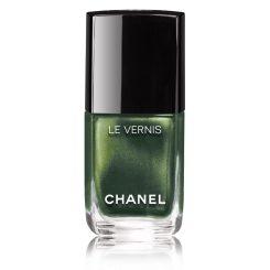 Vernis longue tenue Emeraude, Chanel, 25 euros