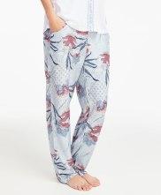 Pantalon imprimé indien, Oysho, 22,99 euros