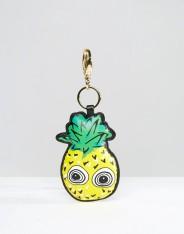 Chaîne porte-clefs ananas, Monki, 7,50 euros