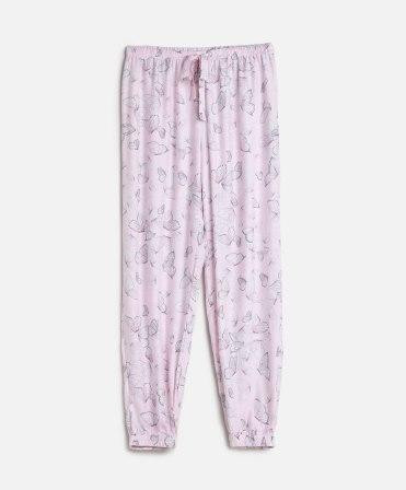Pantalon papillons, Oysho, 22,99 euros