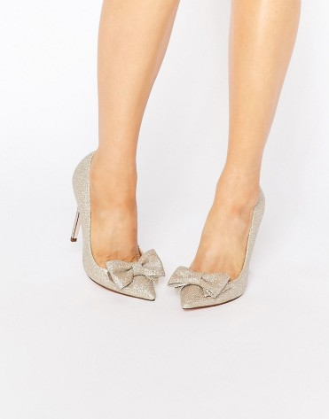 Chaussures pointues à talons hauts Pimlico, Asos, 46 euros