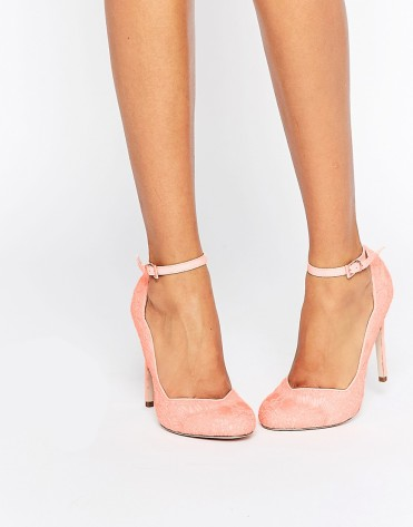 Chaussures à talons hauts Plush, Asos, 60 euros