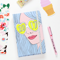 Agenda 2017 Girl Crush, Ban.Do, 25,90 euros
