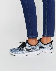 Baskets à imprimé floral Juvenate, Nike, 100 euros