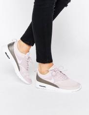 Baskets Air Max Thea Lilas délavé, Nike, 120 euros
