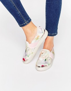 Baskets à enfiler Laulei, Ted Baker, 120 euros