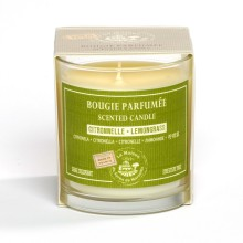 Bougie parfumée Citronnelle, La Maison Du Savon de Marseille, 13,90 euros
