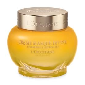 Crème masque Divine, L'Occitane en Provence, 89 euros