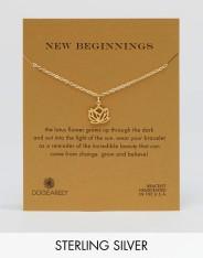 Bracelet en plaqué or New Beginnings, Dogeraed, 67 euros