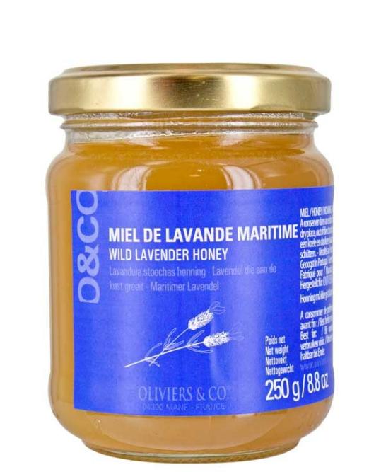 Miel de lavande maritime, Oliviers & Co, 8,90 euros