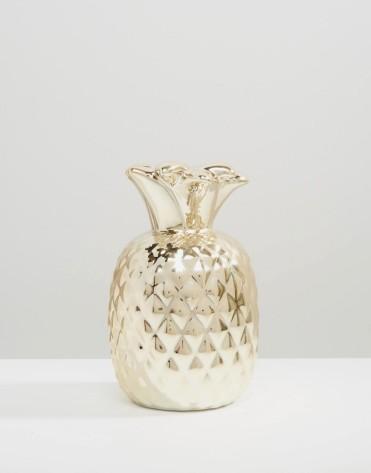 Bougeoir ananas, Temerity Jones, 14,50 euros