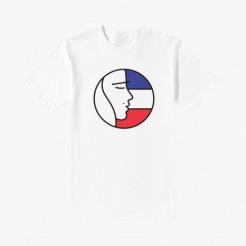 T-shirt France, Harbor Studios, 45 euros