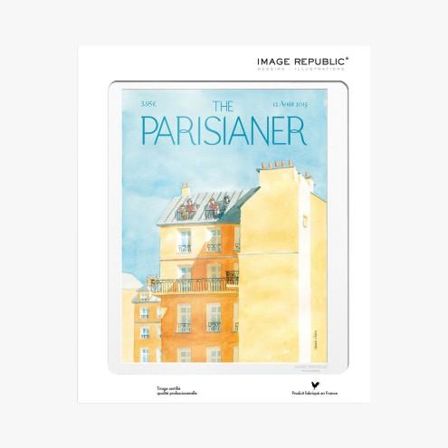 Affiche The Parisianer, Image Republic, 45 euros