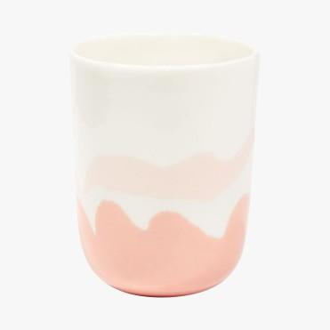 Mug rose, Pia Van Peteghem, 35 euros