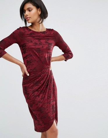 Robe en jacquard, French Connection, 87 euros