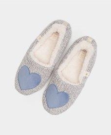 Slippers cœur, Oysho, 20 euros
