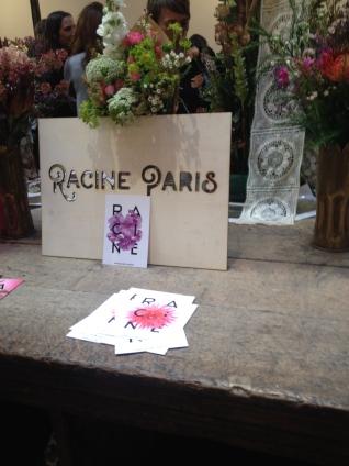 Racine Paris
