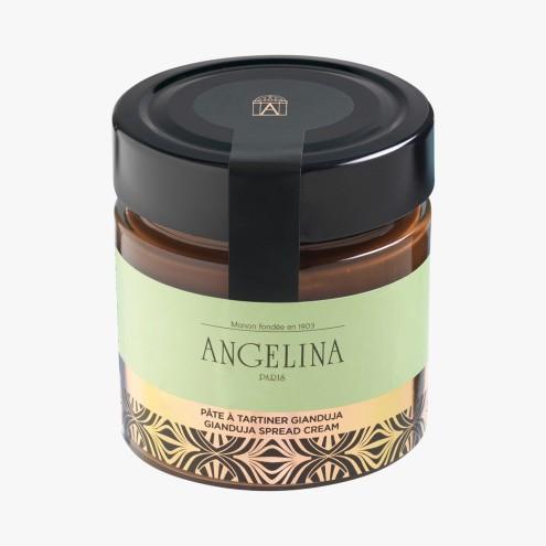 Pâte à tartiner Gianduja, Angelina, 13,55 euros