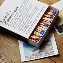 La boîte d'allumettes, BE-PÔLES, 8,50 euros