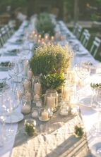 Award winning, reportage wedding photographer shoots A Jewish Wedding In Tuscany at Borgo San Pietro. This wedding is Featured in RMW. A gorgeous bride with a wedding dress by TOM FORD.