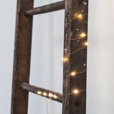 Guirlande lumineuse Cuivre (1,80 mètres), KIKKERLAND, 8,90 euros