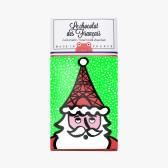 Tablette Père Noël chocolat au lait, Le Chocolat des Français, 5,50 euros