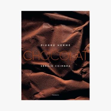 Livre Chocolat, Pierre Hermé et Sergio Coimbra chez Flammarion, 49 euros