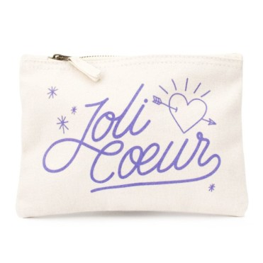 Pochette Joli Cœur, LOLITA PICCO, 20,00 euros
