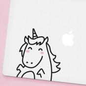 Sticker Lola la licorne, MADE OF SUNDAYS, 18,00 euros