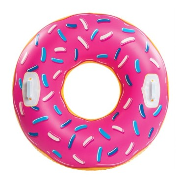 Luge gonflable Donuts fraise, MINIMALL, 31,90 euros