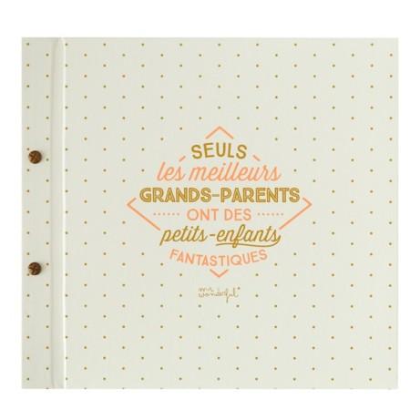 Album Meilleurs grands-parents, MR. WONDERFUL, 30,00 euros