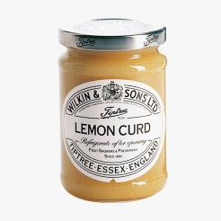 Lemon Curd, Wilkin & Sons, 7,30 euros