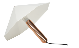 Lampe de table Parasol, Habitat, 49,50 euros