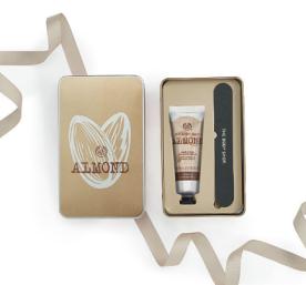 Coffret Découverte Manucure Amande, The Body Shop, 8 euros