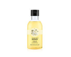 Gel Douche Moringa, The Body Shop, 3,50 euros