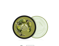 Beurre Corporel Olive, The Body Shop, 17 euros
