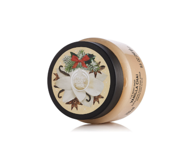 Gommage Corporel Vanilla Chaï, The Body Shop, 17 euros
