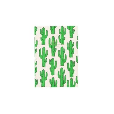 Carnet A6 Cactus, Woouf, Twicy, 8,08 euros