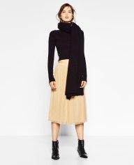 Jupe en tulle mi-longue, Zara, 12,99 euros