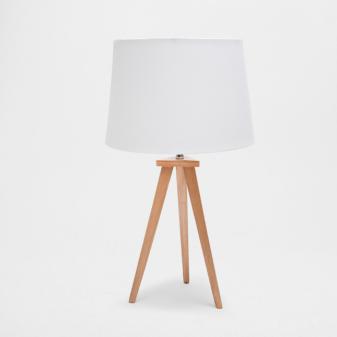 Lampe trépied, Zara Home, 49,99 euros