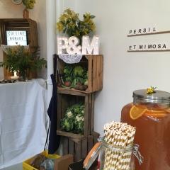 Persil Et Mimosa