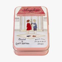 Boîte de chocolats Giandujas, 13,45 euros, Angelina