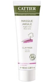 Masque à l'Argile Rose, Cattier, 6,05 euros