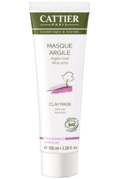 Masque à l'Argile Rose, Cattier, 6,05 euros