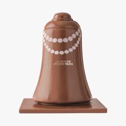 Cloche Bordelaise, garnie, chocolat au lait, 45 euros, La Grande Epicerie de Paris Les Créations